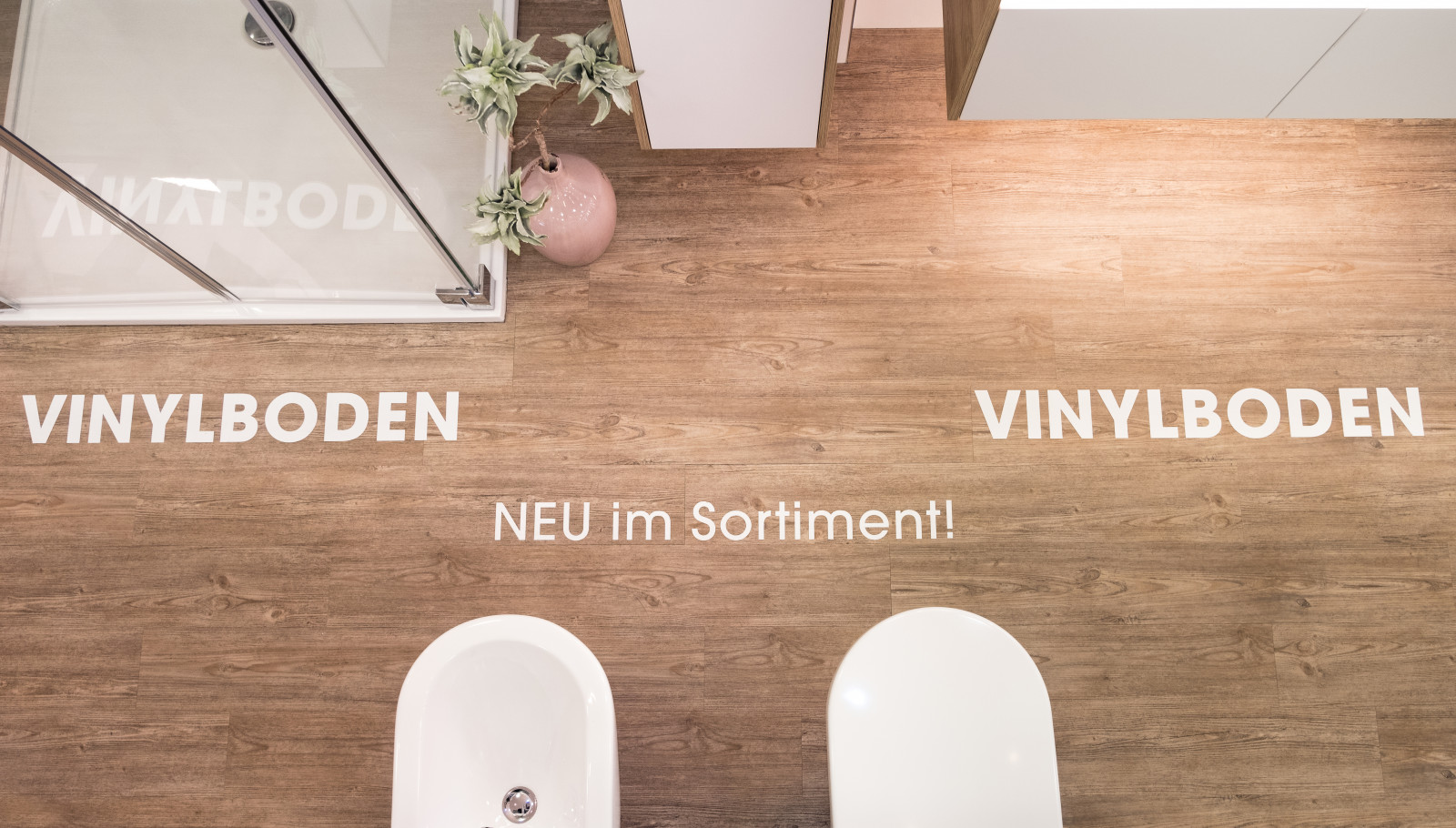 Vinylboden links